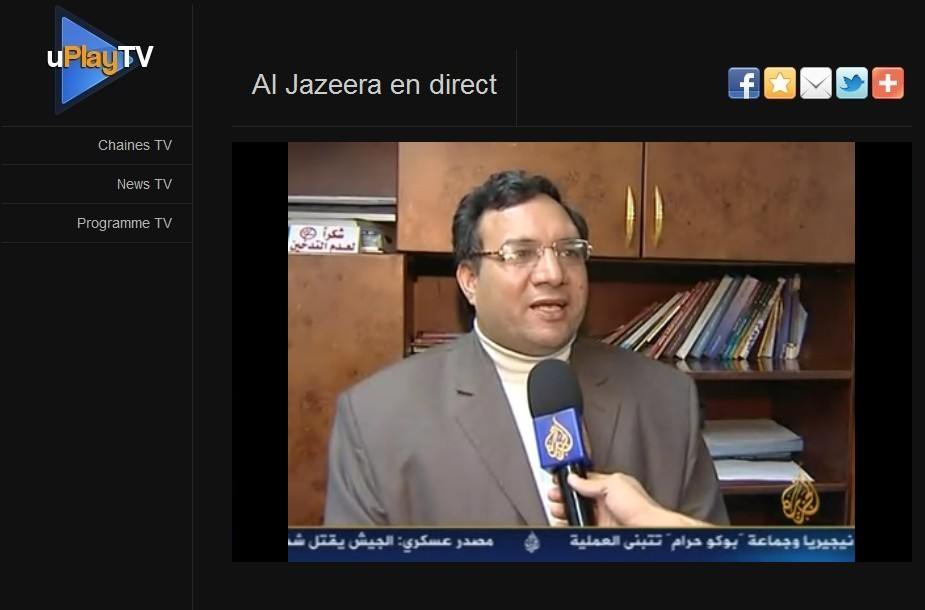 Regarder Al Jazeera en streaming gratuit, JT news
