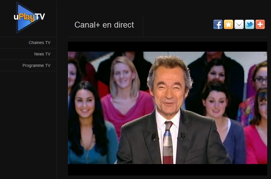 Regarder Canal+ en streaming gratuit, Le grand journal Michel Denisot